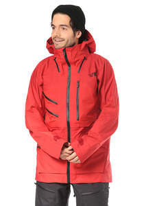 THE NORTH FACE Fuse Brigadine - Snowboardjacke für Herren - Rot