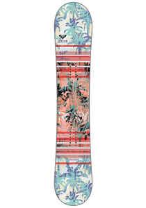 ROXY SNOWBOARDS Sugar 149cm - Snowboard für Damen - Mehrfarbig