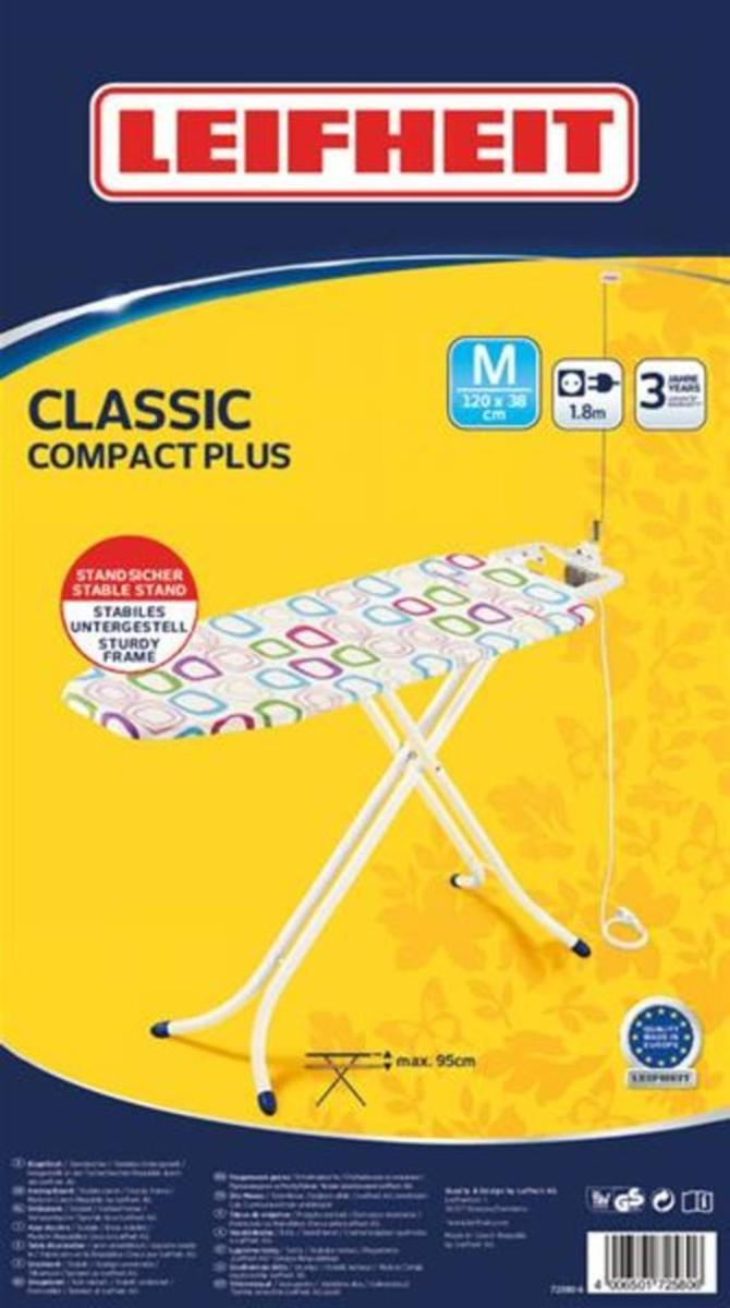 Bild 4 von Leifheit Bügeltisch Classic M Compact Plus