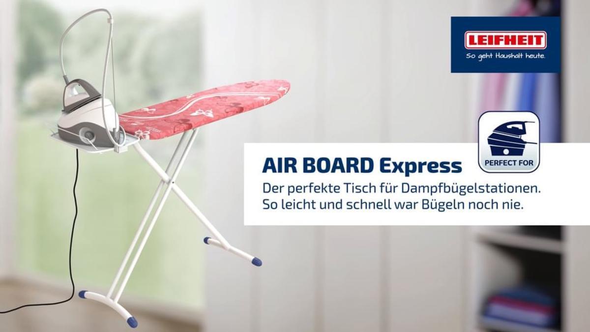 Bild 2 von Leifheit Bügeltisch AirBoard Express L Solid MAXX