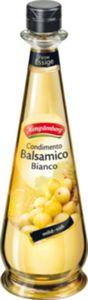 Hengstenberg Balsamico Bianco 5,4% Säure 0,5 l