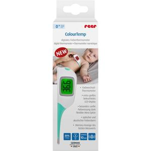 reer digitales Fieberthermometer ColourTemp mint/weiß