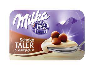 Milka Pudding/Joghurt/Mousse/ Daim/Oreo Joghurt