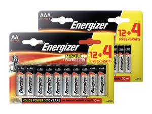 Energizer max Batterien