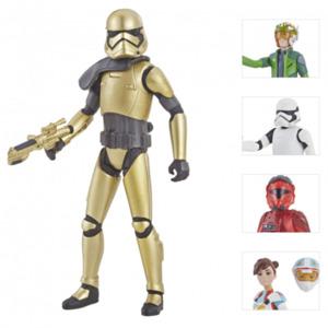 Star Wars Resistance Actionfiguren - verschiedene Charaktere