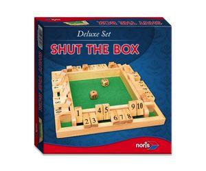 Shut the Box - Deluxe Set - Noris