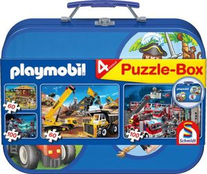 Puzzle-Box - PLAYMOBIL® - 4-in-1