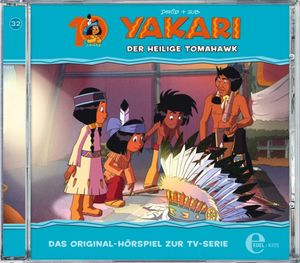 Hörspiel CD - Yakari Folge 32 - Der heilige Tomahawk