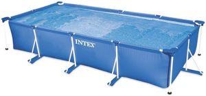 Intex - Rectangular Frame Pool - rechteckig - ca. 450 x 220 x 84 cm