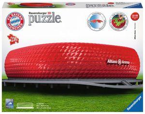 3D Puzzle-Bauwerke - Allianz Arena - 216 Teile