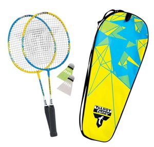 Badminton Junior 2-Attacker Set - Talbot Torro