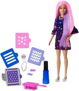 Barbie - Haarfarben-Spaß Puppe