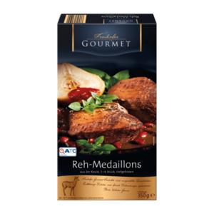 FREIHOFER GOURMET     Reh-Medaillons