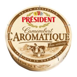 Président Camembert L'Aromatique