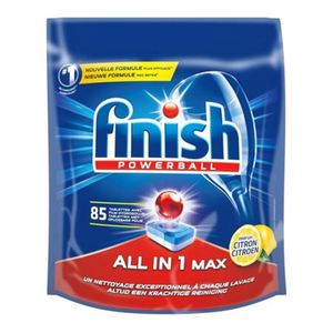 Finish Powerball All-in-1 Max Citrus Tabs 85er
