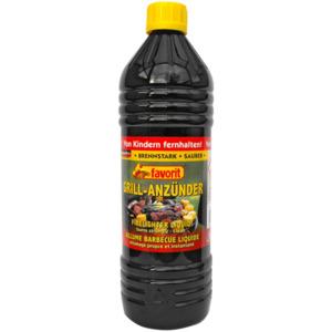 Favorit Grillanzünder 1l
