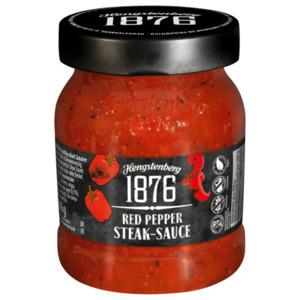 Hengstenberg 1876 Red Pepper Steak Sauce 250ml