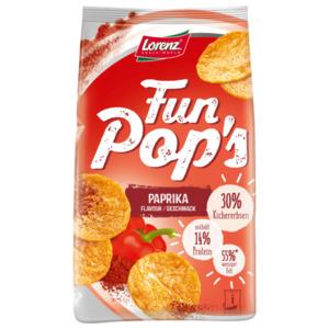 Lorenz Fun Pop's Paprika 85g