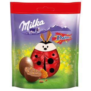 Milka Mini Schoko-Ostereier Daim 86g