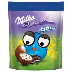 Milka Mini Schoko-Ostereier Oreo 86g
