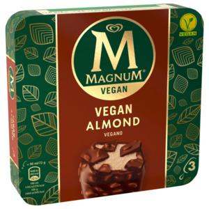 Magnum Vegan Almond 3 x 90 ml