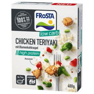Frosta Chicken Teriyaki 400g