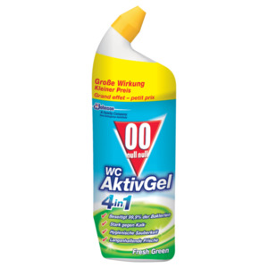 00 null null WC AktivGel 4in1 Fresh Green
