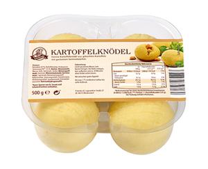 Landvogt Kartoffelknödel