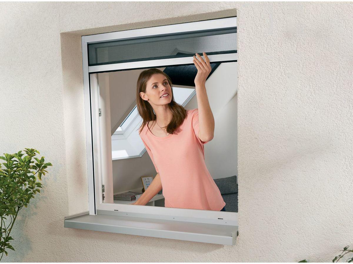 Bild 2 von POWERFIX® Insektenschutz-Fensterrollo