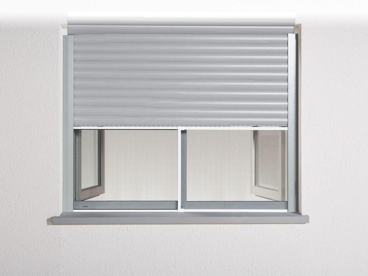 Bild 3 von POWERFIX® Alu-Insektenschutz-Schiebefenster