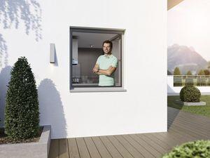 wip Insektenschutz für Fenster Super Slim 120 x 150 cm
