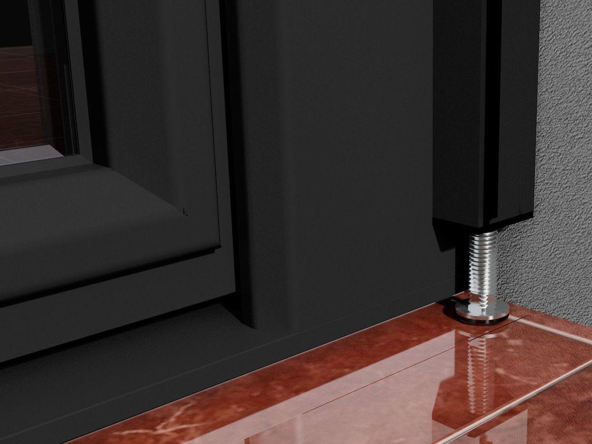 Bild 3 von wip Insektenschutztür inkl. Universal-Klemmzarge