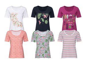 ESMARA® 2 Damen T-Shirts