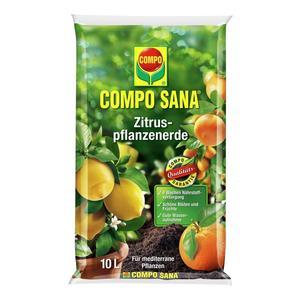 Compo              SANA® Zitruspflanzenerde 10 L