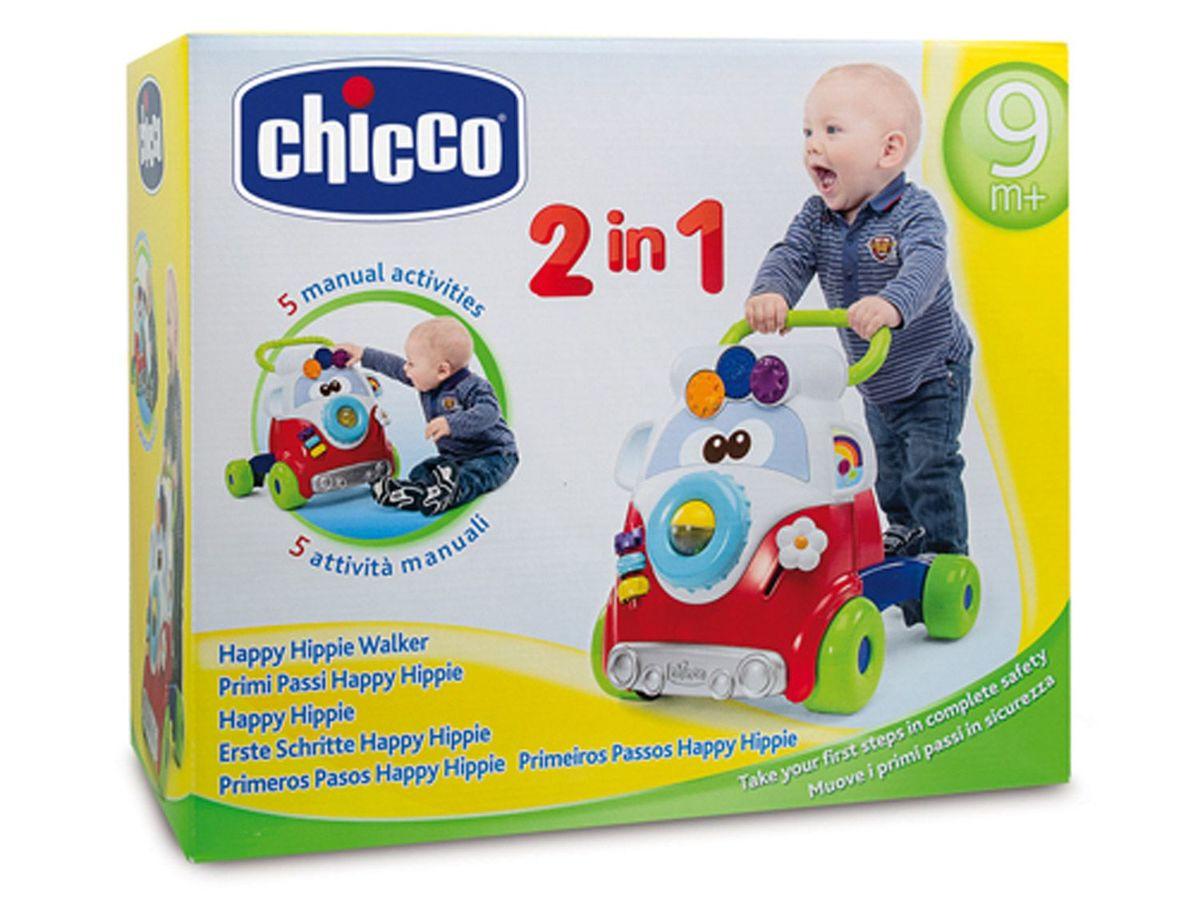 Bild 2 von Chicco Lauflerner Bus