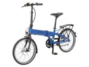 Prophete E-Bike Alu-Faltrad, 20 Zoll