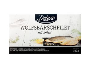 Wolfsbarschfilet