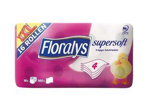 Toilettenpapier, supersoft XXL