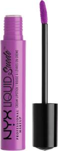 NYX PROFESSIONAL MAKEUP Lippenstift Liquid Suede Cream Lipstick Sway 06