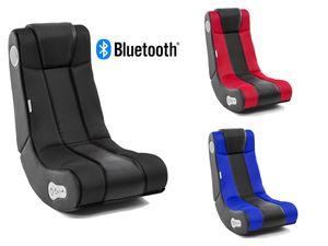 Wohnling Soundchair InGamer mit Bluetooth und eingebauten Lautsprechern