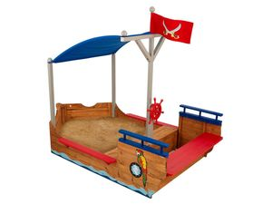 KidKraft KidKraft Sandkasten Piratenschiff