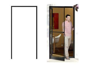 wip Universal-Klemmzarge für Insektenschutztüre 125 x 245 cm