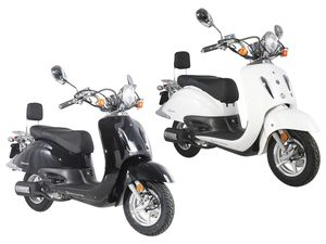 Alpha Motors Motorroller Retro Firenze 50 ccm
