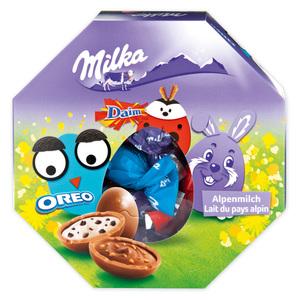 Milka Eier Mixbox