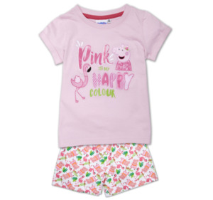 PEPPA PIG Shorty-Pyjama