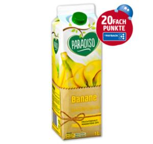 PARADISO Bananen Nektar