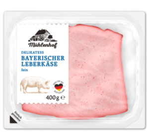 MÜHLENHOF Bayerischer Leberkäse