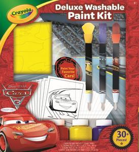Crayola Deluxe Malset Disney Cars
