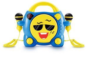 CD Player mit 2 Mikrofonen My Milo
