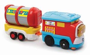 Tut Tut Baby Züge - Güterzug motorisiert